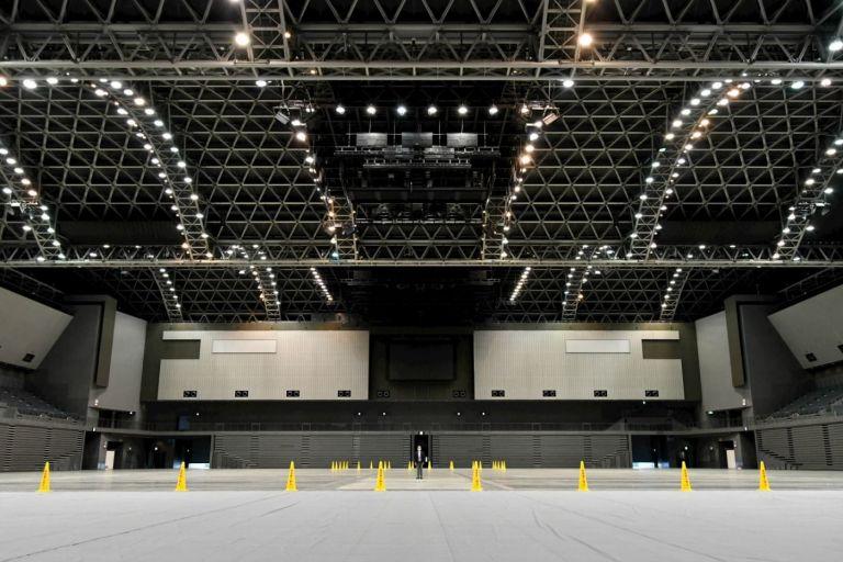 マリンメッセ福岡「タダで貸します」 地元アーティストに夢の舞台を ...